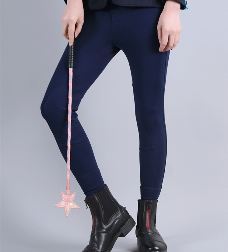 Horse Riding Pants For Kids Equestrian Breeches Children Boys Girls Horseback Riding Trousers Equipment Clothes Rider Clothing 2