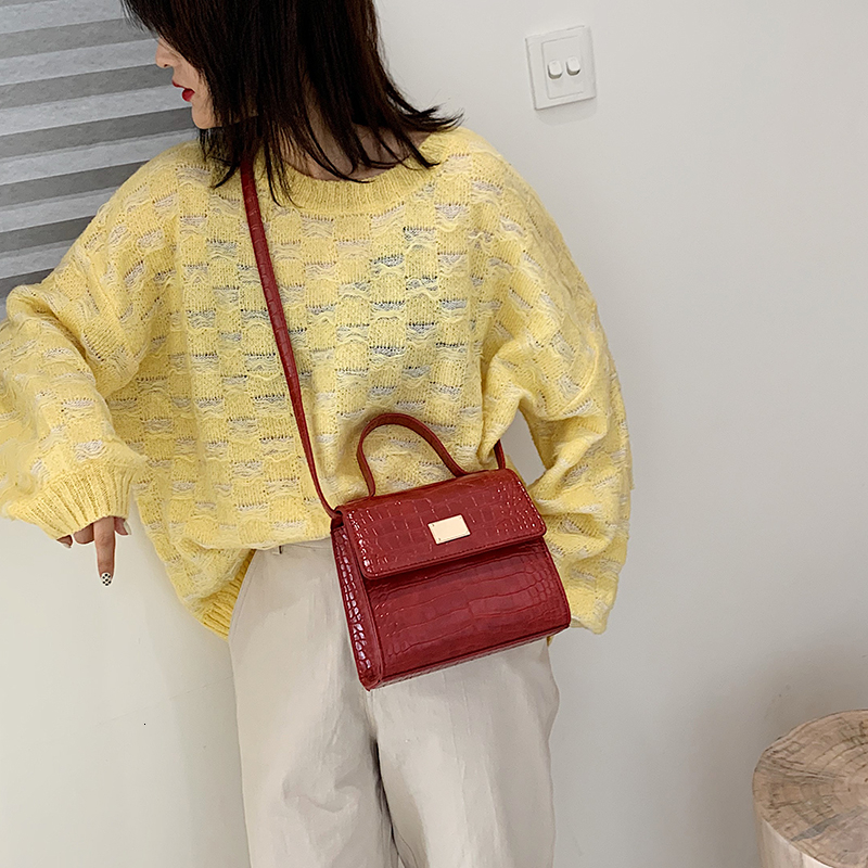 H80876d3525ba4b8a90081a49e08f3262E - Women's Handbag Korean Style | Alligator