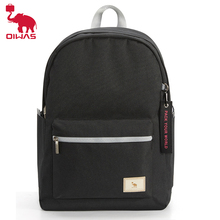Oiwas Casual Shoulder Bag Female College Students Backpack Middle School Student Fashion Women's Lightweight Male Teens Backpack