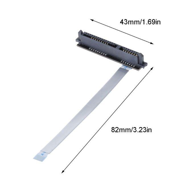 Pour HP ENVY 15 15-j105tx 15-j ordinateur portable DW15 HDD câble SATA disque dur HDD connecteur câble flexible adaptateur carte