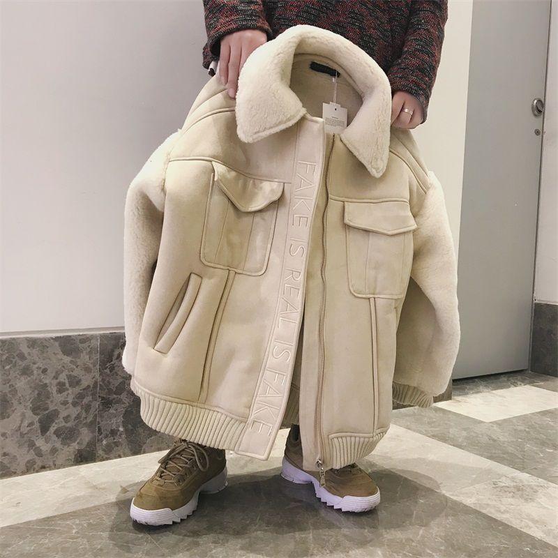 2019 New Men's Thickened Winter Coat Cotton Jacket Korean Trend Cotton Padded Jacket Tooling Winter Streetwear