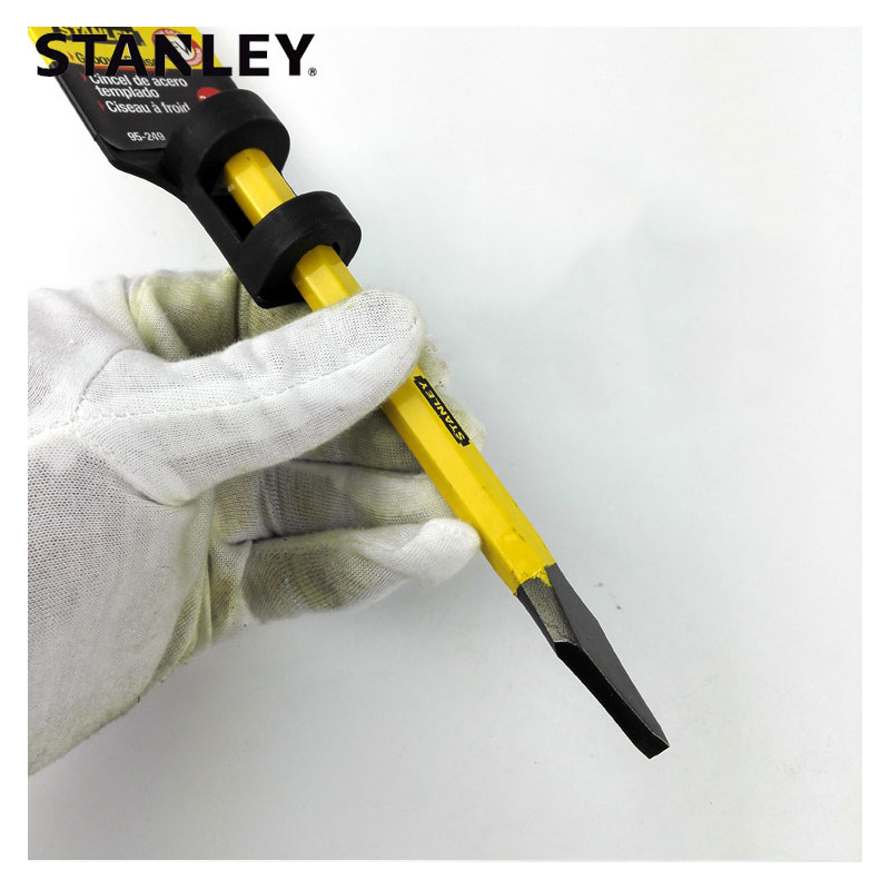 Stanley anti-corrosion groove chisel for building