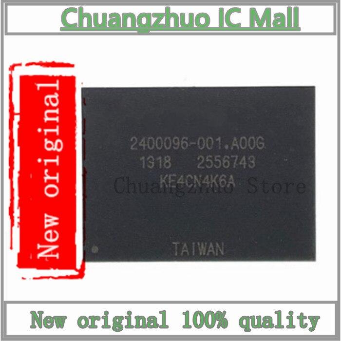Встроенная память EMMC 16 ГБ, флэш-чип KE4CN4K6 BGA169 4CN4K6A, Новый оригинал, 1 шт./лот