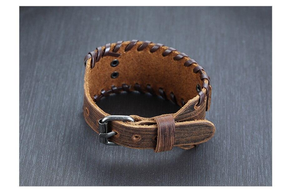 H808a4566fb9743a5bd0dc85089972646w - Viking Leather  Bracelets