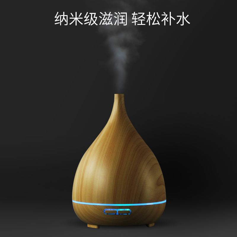 Chinese Electric Incense Burner Mute Ultrasonic Air Humidifier Bedroom Incense Holder Porta Incenso Aroma Oil Burner MM60XXL