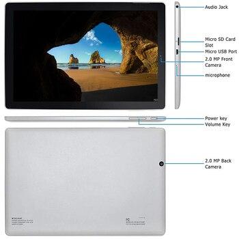 10.1 Inch NX16A Windows 10 Home Tablet PC Dual Camera 1280*800IPS 5000mAh Battery Quad Core 2GB RAM 32GB ROM Tablets PC 2