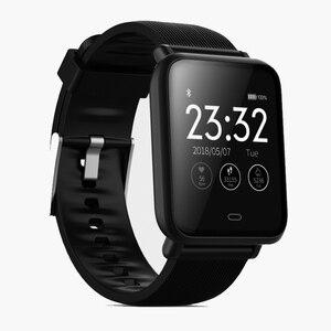 Image 4 - Imosi Q9 Bloeddruk Hartslagmeter Smart Horloge IP67 Waterdichte Sport Fitness Trakcer Horloge Mannen Vrouwen Smartwatch