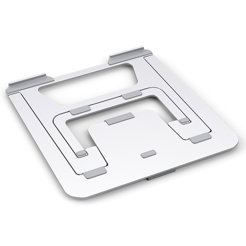 Adjustable Ventilated Laptop Stand for Desktop Portable Ergonomic Stand Compact Pole for Mac font b Macbook