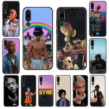 Jaden Smith Q1 Phone case For Huawei P 8 10 20 30 Smart Plus 2019 Z Lite Pro 2017 2019 black painting back luxury coque 3D image