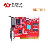 activity price huidu sending card HD T901 wifi and u disk only work with HD R500 HD R501 HD R501S HD R5018 led receiving card