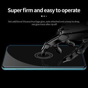 Image 2 - Nillkin for Xiaomi Redmi Note 9S 9 Pro Max 8T 8 7 Pro Poco X3 NFC Mi 10T Pro 10 Lite 9 9T Pro A3 Tempered Glass Screen Protector