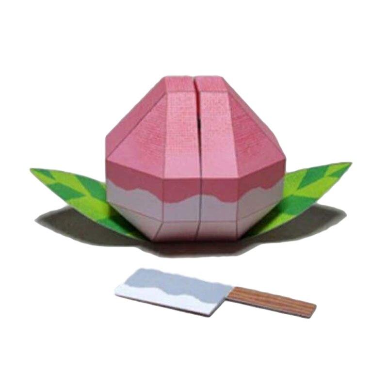 Creative DIY Paper Scrapbook Decoration Paper Haruki Nakamura Paper Toys Animal Origami Kirigami Folding Discover Adorable Toy