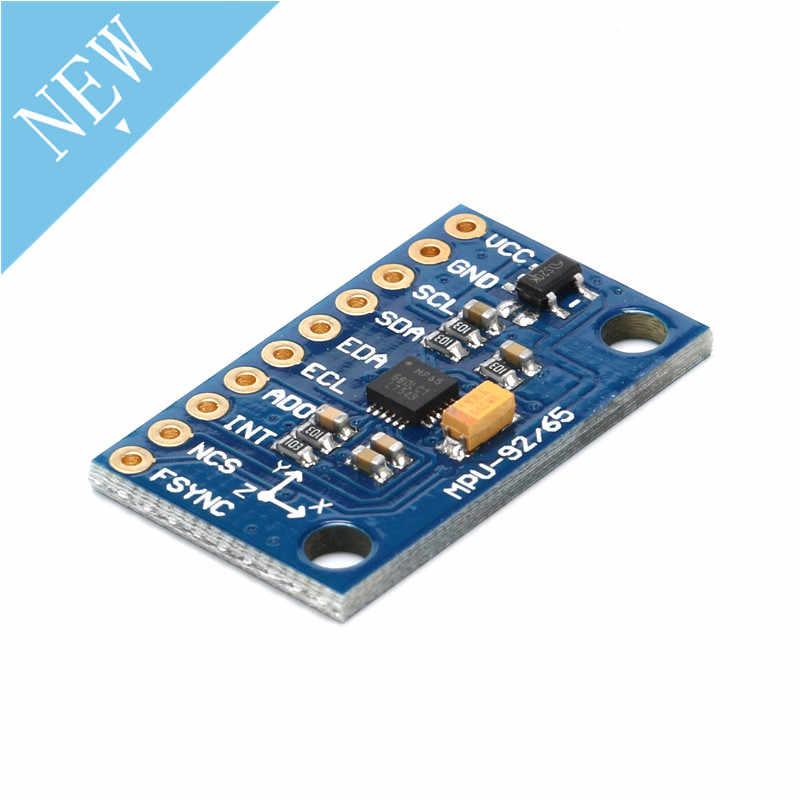 MPU-6500 GY-6500 6 axes Gyroscope accéléromètre capteur Module IIC I2C SPI remplacer MPU6050 MPU 9250 pour Arduino GY-9250