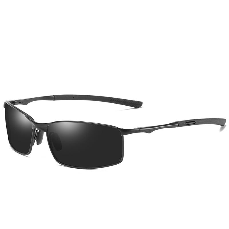 Polarized Sunglasses For Men/Women,Fashion Design Metal Frame Sun Glasses