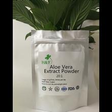 150-1000g Free Shipping Aloe Vera Extract Aloe Vera Powder 20:1 In Stock