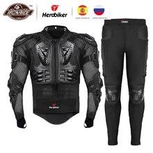 HEROBIKER yaz motosiklet ceket erkekler vücut zırhı motosiklet zırh Moto Motocross yarış ceketi sürme koruma S 5XL