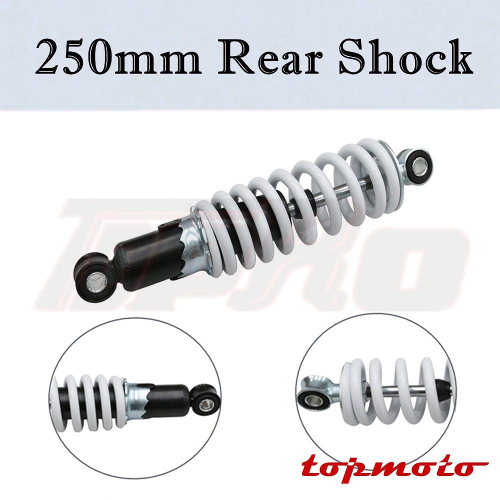190mm Rear Shock Suspension for 50cc 70 90 110cc 125cc Dirt ATV Bike ATV Go kart