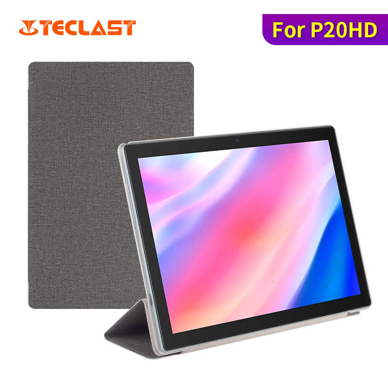 Originele Tablet Case Voor Teclast P20HD Tablet Beschermende Cover Case 10.1 Inch Pu Leather Tablet Cover Stand Case Voor P20HD