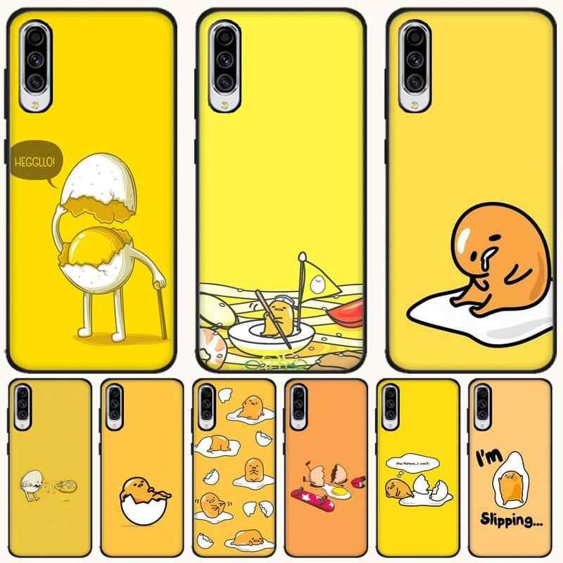 Jemy Lucu Malas Telur untuk Samsung A10 20 30 40 50 70 10S 20S 2 inti C8 A30S A50S A7 8 9