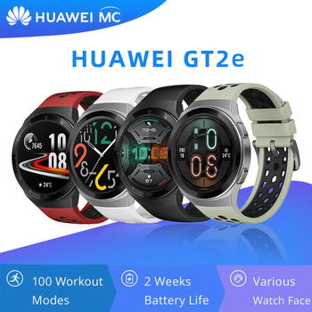 """Original HUAWEI WATCH GT 2e 100 modos deportivos gt2e 5ATM Smart Watch 1,39 """"AMOLED 2 semanas en espera reloj deportivo GT Lite resistente al agua"""
