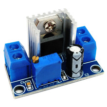 цена на LM317 Adjustable Regulated Power Supply Board DC-DC Converter Step-down Module Adjustable Linear Regulator