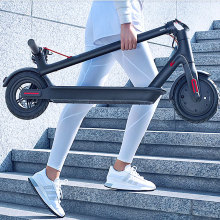 Actions américaines/ue! Scooter électrique 7.8Ah 25KM Patinete Electrico Adulto gamme pliable Scooter intelligent App/LED affichage Patinete