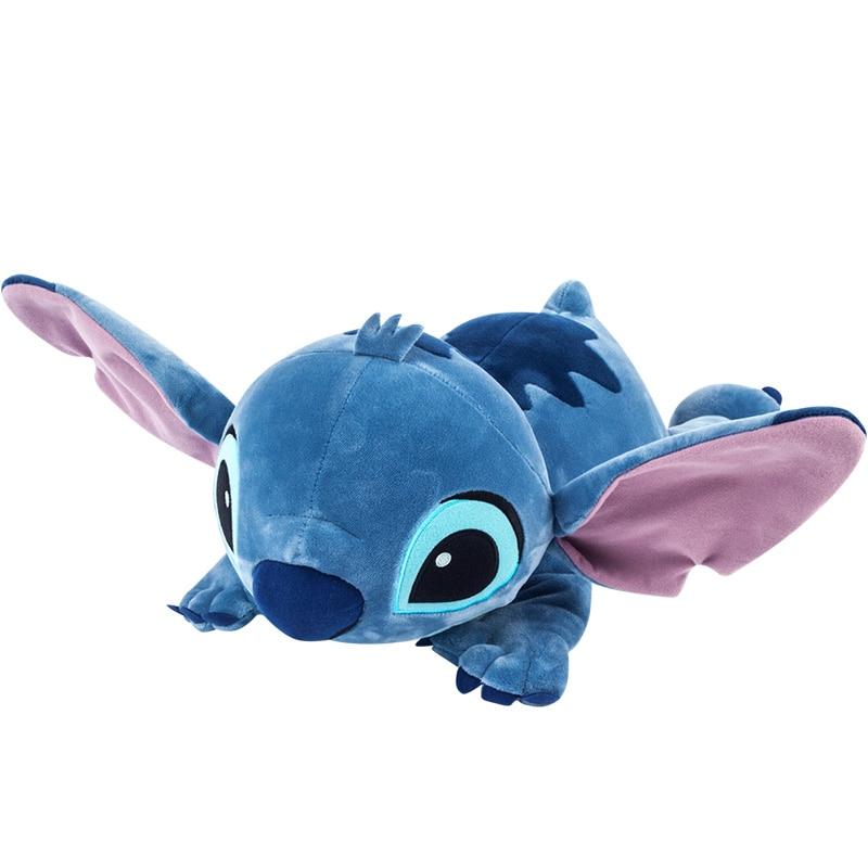 Disney stitch disney 50cm Giant Cartoon lilo and & peluche Plush Toy Doll Children Stuffed Birthday gift