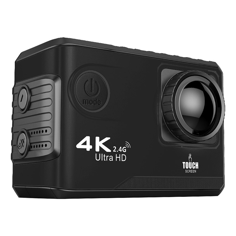 F100B Action Camera 4K Ultra HD 2.4G Wifi Mini Camera 2.0 Contact Sn 1080P Cam Video Outdoor Helmet Camara