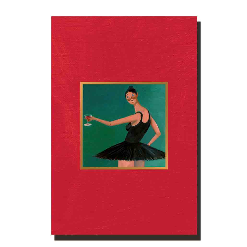 """Kanye West My Beautiful Dark Twisted Fantasy Cover Poster 13x20/"""" 24x36/"""" 32x48/"""""""