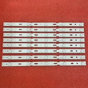 Image 2 - New 5set=40 PCS 5LED 428mm LED Backlight strip for TV 40VLE6520BL SAMSUNG_2013ARC40_3228N1 40 LB M520 40VLE4421BF