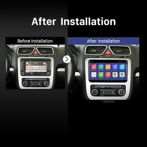 Image 5 - Harfey אנדרואיד 9.0 2Din עבור פולקסווגן/פולקסווגן/גולף/פולו/Tiguan/פאסאט/b7/b6/ליאון/סקודה/אוקטביה רכב רדיו GPS לרכב מולטימדיה נגן