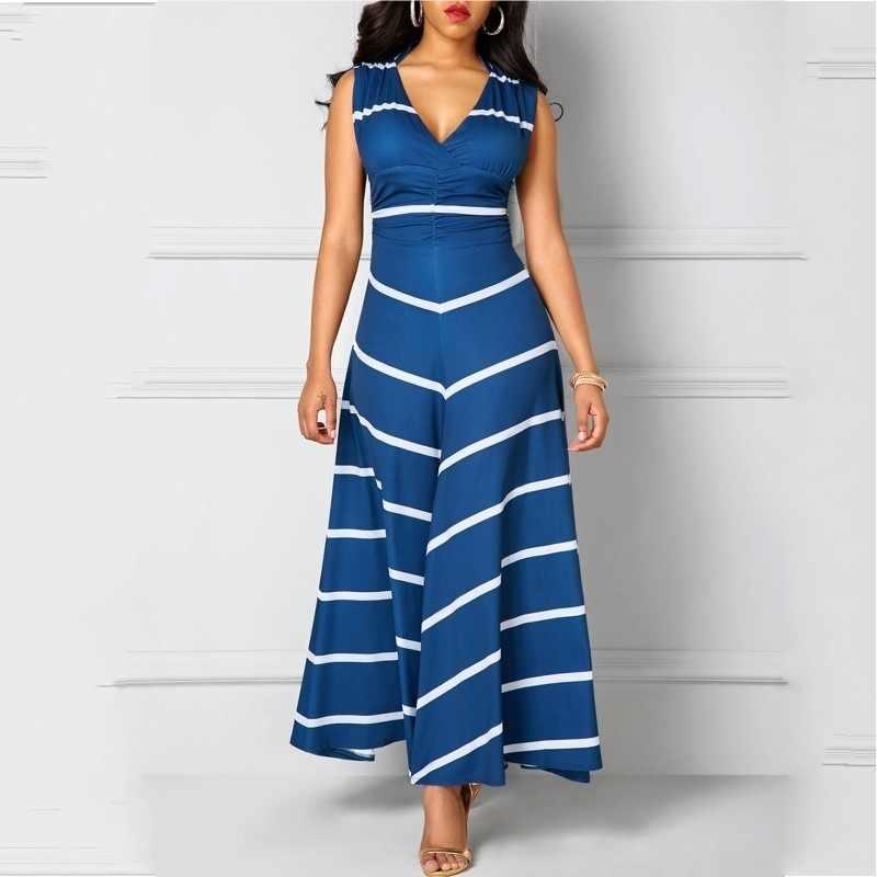 S-5XL 여성을위한 아프리카 드레스 가운 Africaine 2020 아프리카 의류 Dashiki 패션 인쇄 천 긴 맥시 드레스 아프리카 의류