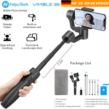 FeiyuTech Vimble 2S Handheld Smartphone Gimbal Tripod Stabilizer Selfie Stick with 180mm Pole