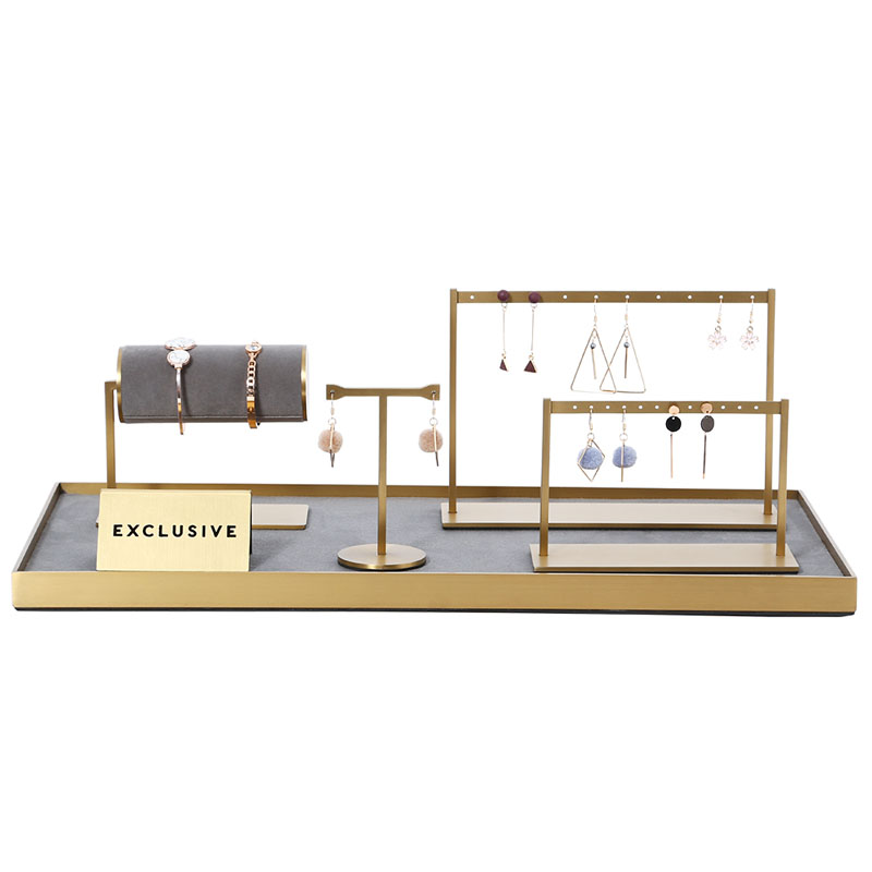Jewelry Display Set Jewelry Organizer For Hanging Earrings Bracelet Holder