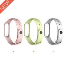 Mi Band 3 4 Silicone Strap for Xiaomi mi band 4 Sports replacement wrist Bracelet for xiaomi Mi Band 3 Smart watch accessories multicolor for xiaomi mi band 3 strap replacement for xiaomi mi band 4 sports silicone wrist strap bracelet smart accessories