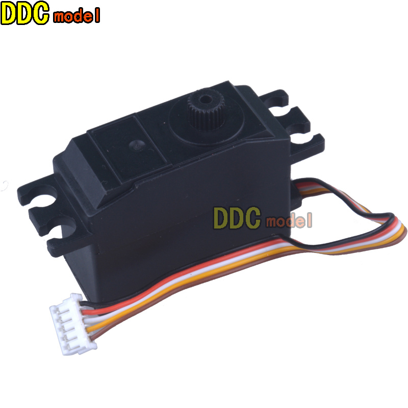 Remo E9831 5 Wire Servo For 1/16 smax 1621 1625 1631 1635 1651 1655 Vehicle Models RC Car Spart Accessories upgrade parts