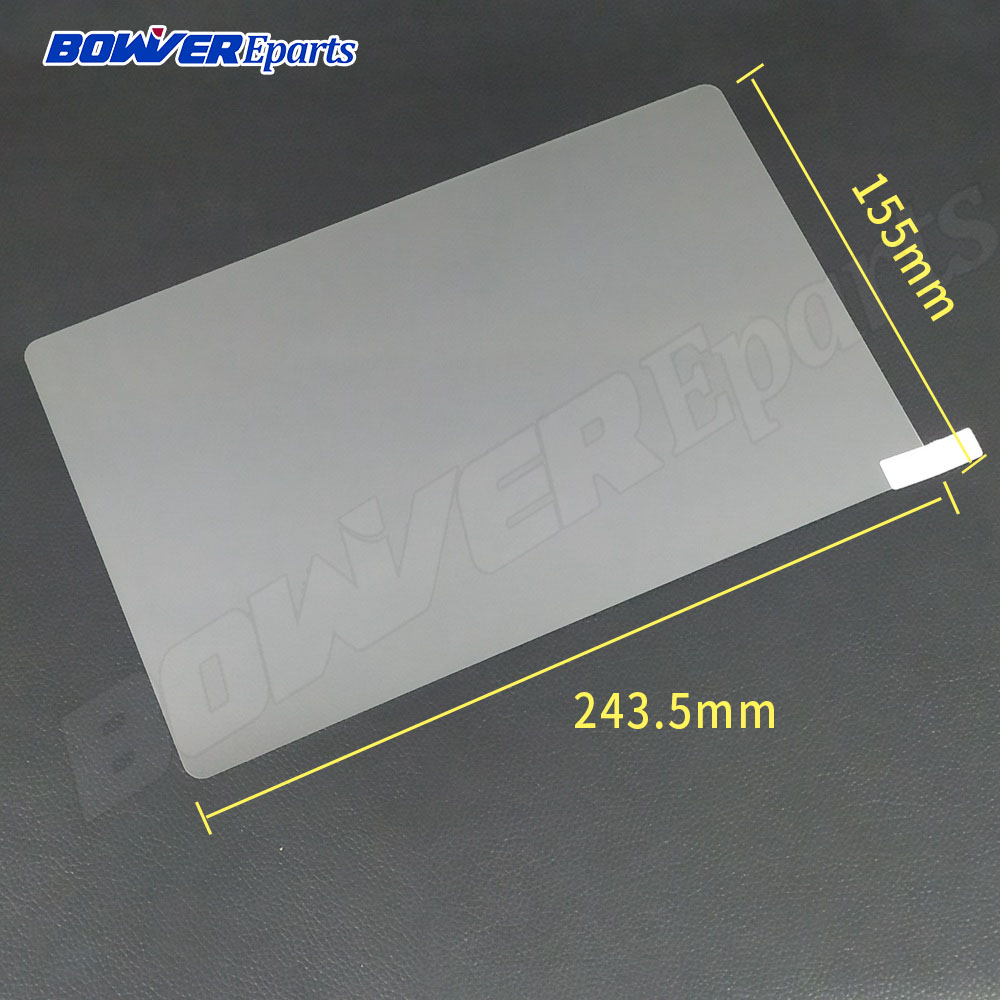 Universal 9H Tempered Glass Film For 10.1 9.6 9 Inch Tablet Tempered Glass Screen Protective Film