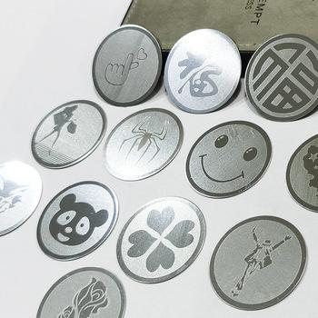 2 sztuk partia 35mm metalowa płyta dysku żelaza blachy na magnes uchwyt telefonu komórkowego żelaza płyta naklejki na magnetyczny uchwyt samochodowy telefon tanie i dobre opinie BINYEAE Brak funkcji CN (pochodzenie) Uniwersalny nkdi0230