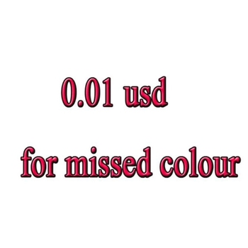 For missde colour please note 4 orders image