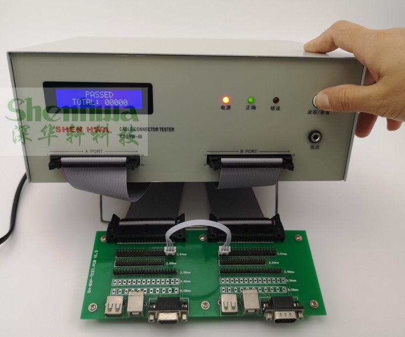 Wire Tester 9809 Harness Conductor