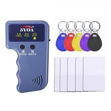 125KHz RFID Programmer Duplicator Copier Writer Reader Writer ID Card Cloner & key