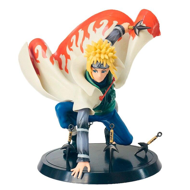 Naruto cuarto Hokage yongaime namaze Minato Kung AI con ...