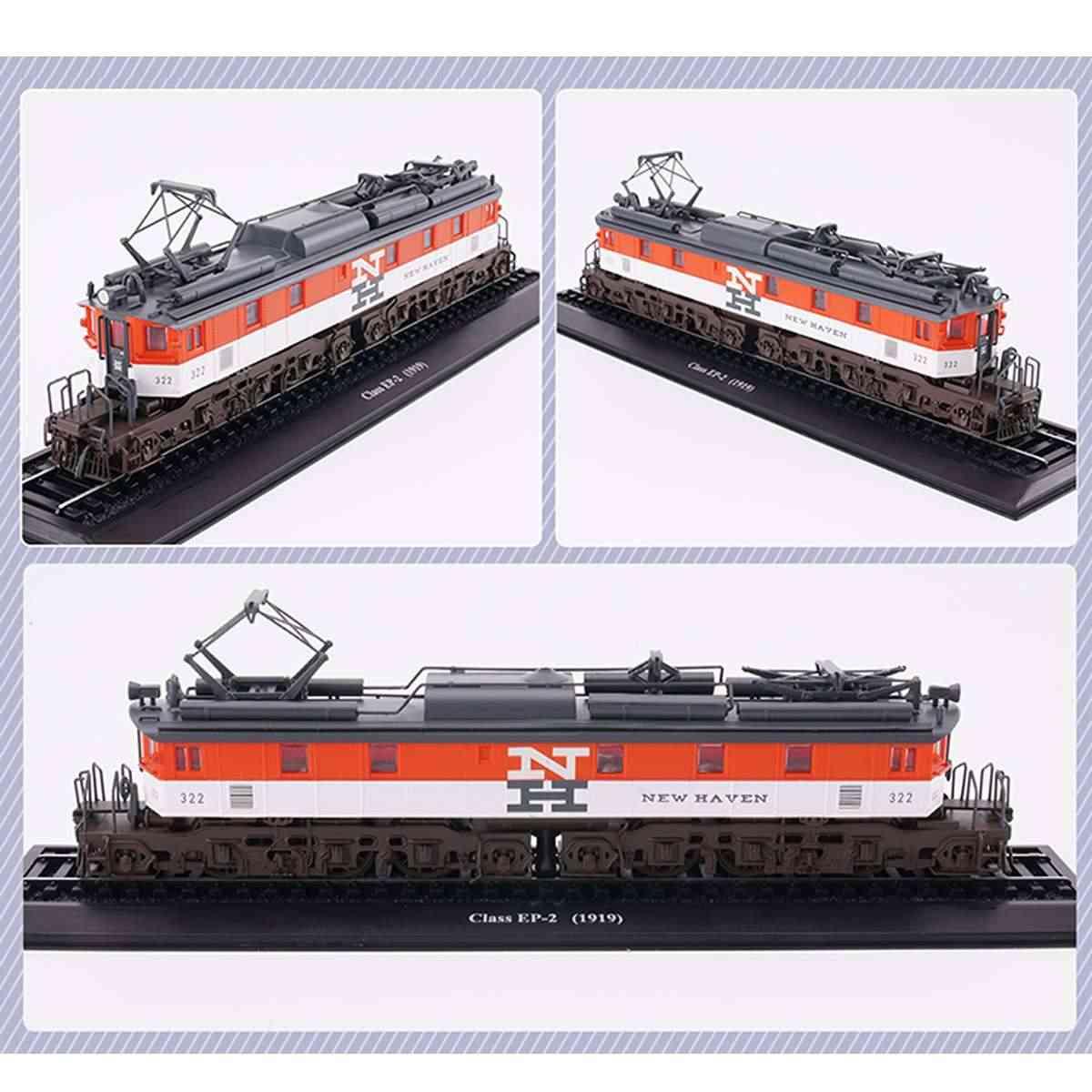 1: 87 Magnetik Tarik Kembali Paduan Terhubung Kereta Bawah Tanah Metro Track Kereta Alloy Model Mainan Sound & Light Koleksi Mobil