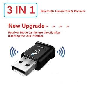 Three-in-one USB Bluetooth Tra