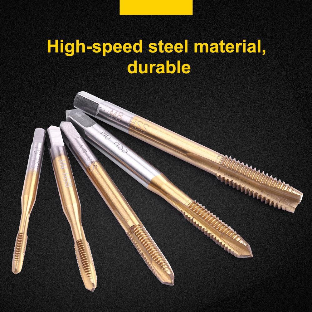 Osg Tap 0.80mm Pitch Thread Forming TiCN Finish High Speed Steel M5 2868508 Right Hand