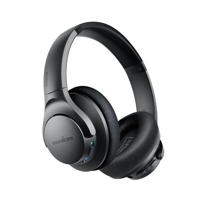 Купить Наушники | Anker Soundcore Life Q20 Hybrid Active Noise Cancelling Headphones, Wireless Over Ear Bluetooth Headphones