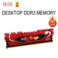 Memória ram ddr3 memória ram módulo desktop 1333mhz 1600mhz 4gb/8gb ram ddr3 Pc3-12800 com dissipador de calor
