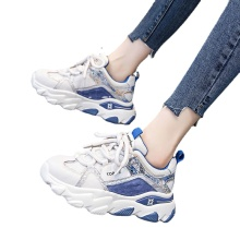 Daddy Shoes Women's Internet Hot Women's Shoes Spring New Platform Platform All-Match Casual Sneakers Ins Fashion