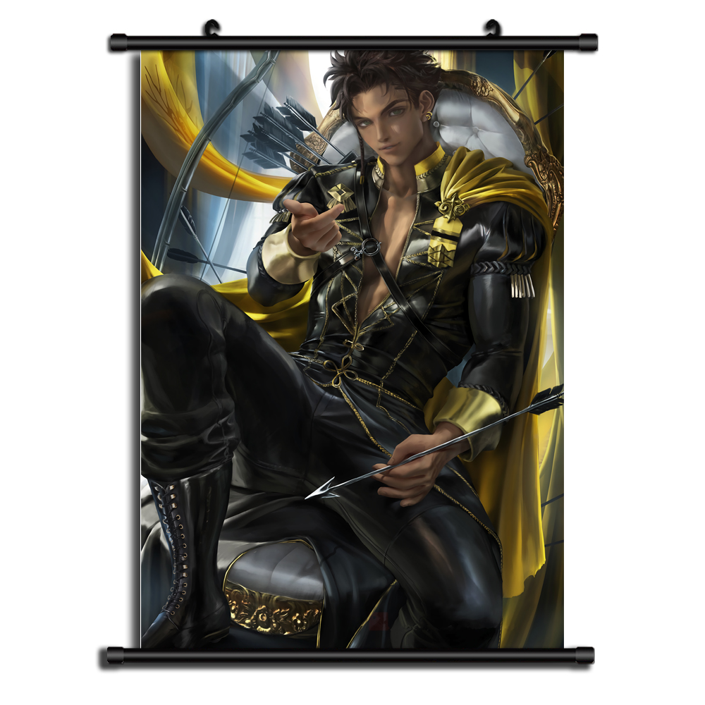 FOR FINAL FANTASY GAME POSTER CLAUDE TIFFA CLOTH HANGING PAINTING WALL PAINTINGS
