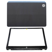 Оригинальный ноутбук ЖК-дисплей задняя крышка/ЖК-дисплей Передняя панель для струйного принтера HP Envy Pavilion M6 M6-1000 M6-1001 M6-1045 M6-1125dx M6-1035dx